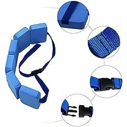 Starter 1PC Cinturón Flotador Para Niño, Cinturón De Flotación, Cinturón De Nylon EVA +,para Niños, 7.09 * 4.72 * 3.35 '', 40 Kg / 88 Lbs