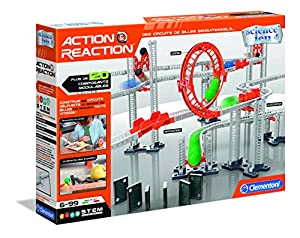 Clementoni Action & Reaction-Premium 52400, Multicolor