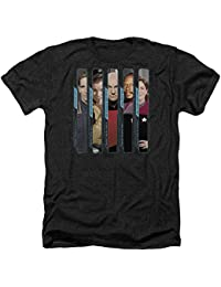 Star Trek - Mens The Captains Heather T-Shirt