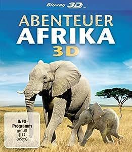 Abenteuer Afrika 3D [3D Blu-ray]