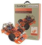 Ebotics Code&Drive - Kit de robótica y programación DiY con el cual construyes un coche robot y programas su comportamiento