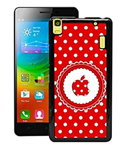 Crazymonk Premium Digital Printed Back Cover For Lenovo K3 Note