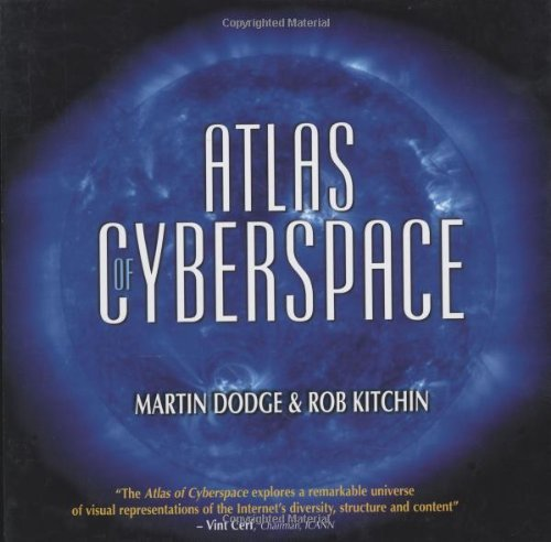 Atlas of Cyberspace by Rob Kitchin (2002-01-15)
