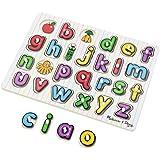 Melissa & Doug See-Inside Alphabet Peg Puzzle (Assorted model)