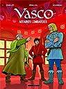 Vasco, tome 29 : Affaires lombardes par Chaillet
