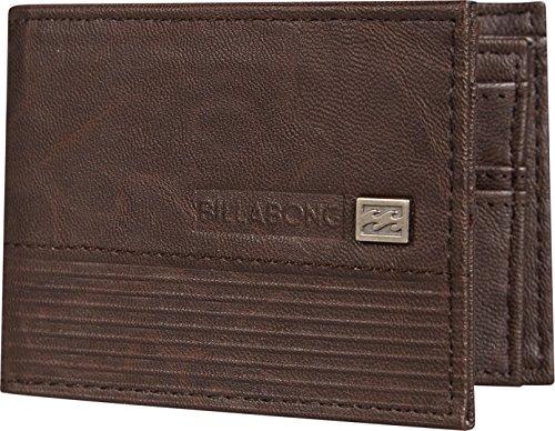 BILLABONG Vacant, Bolsa Cartera Hombre, Marrón Chocolate