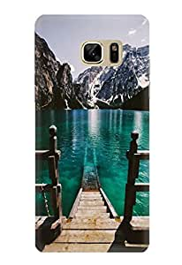 Samsung Galaxy Note 7 Designer Cover Case By Knotyy