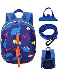 Grapes Garden mochila niños mochila anti pérdida saco bolso escolar bolsa de Ecole para guardería garderie