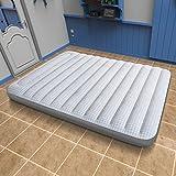 HPLL Aufblasbares Bett Doppelte Zunahme Eingebautes Kissen Aufblasbares Bett/Haushalt Weiches und Bequemes Breathable aufblasbares Bett/Zurückhaltend Es Gibt Noten Bequeme Lagerung Aufblasbares Bett