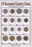 #10: Europe 16 Different Counties includes old countries @ coinstamp.in