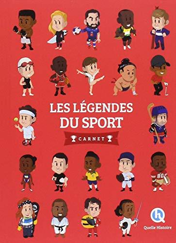 Les légendes du sport (Quelle Histoire) por Patricia Crété