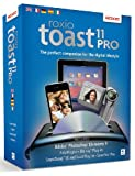 Picture Of Toast 11 Titanium Pro, includes Adobe Photoshop Elements 9 (Mac)