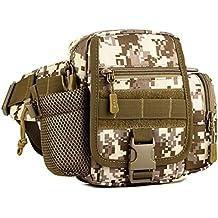 Kimruida - Bolsa de Viaje para cinturón Deportivo para Hombre, diseño de Bandera de Fanny