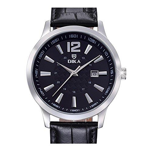 Business casual Uhren/Wasserdichte Quarz-Uhren/Student Mode Schüssel Form-C (Schüssel Moda)