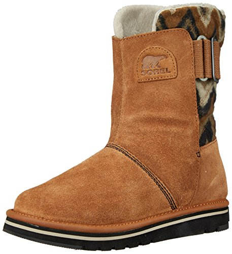 Sorel - Newbie, Stivaletti da donna, marrone (grizzly bear 242), 39
