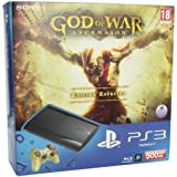 PlayStation 3 - Consola 500 GB + GOW Ascension + DS3 GOW