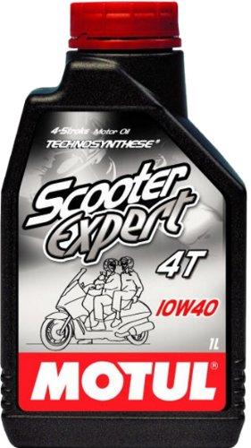 Preisvergleich Produktbild Motul 101257 Scooter Expert 4T,  10 W-40,  1 L
