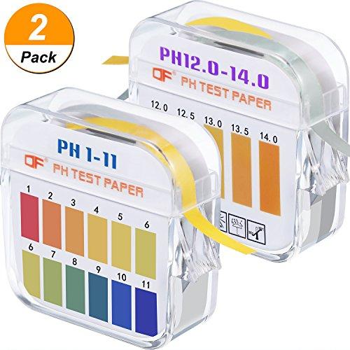 Universal pH Testpapier Doppelte...