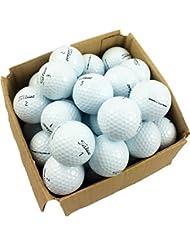 50 x Titleist Pro V1 premium golf balls - refinished, pearl/mint grade