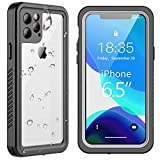 Comeproof iPhone 11 Pro Max Case,Waterproof Shockproof
