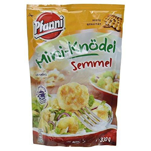Preisvergleich Produktbild Pfanni Mini-Knödel Semmel ca. 20 Knödel