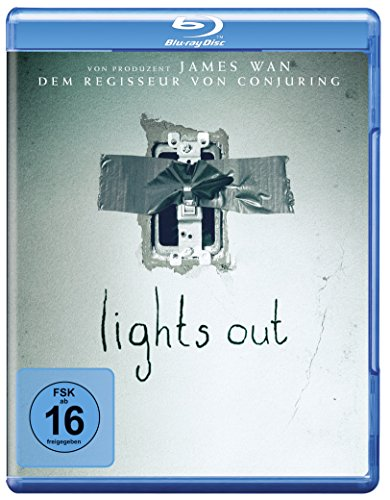 Lights Out [Blu-ray] - Womens La Beaux Sterne
