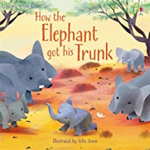 How the Elephant Got His Trunk (First Reading Level One)