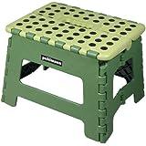 Capventure James - Taburete plegable, color verde