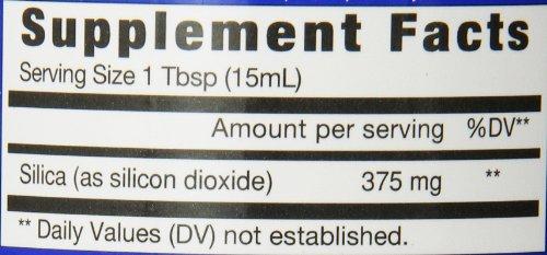 Eidon Ionic Minerals Silica, 19 Oz