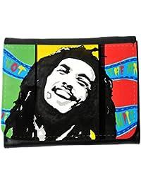 le portefeuille de grands luxe femmes avec beaucoup de compartiments // V00001929 Bob Marley // Small Size Wallet