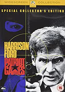Patriot Games Special Edition [DVD] [1992]