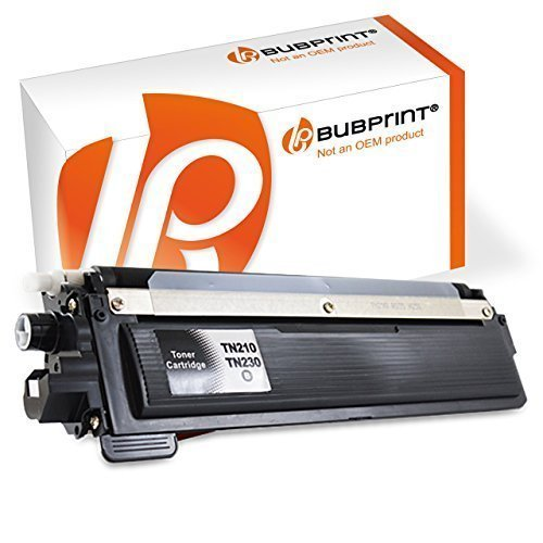 Bubprint Toner kompatibel für TN-230 Black MFC-9120CN 9125CN 9320CW 9325CW HL-3040CN 3045CN 3070CW 3070CN 3075CW