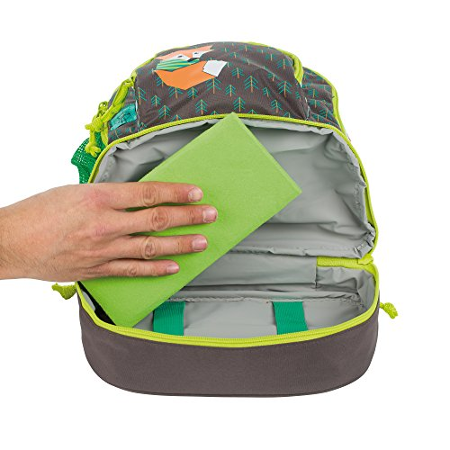 Lässig Little Tree Fox Kinderrucksack - 15