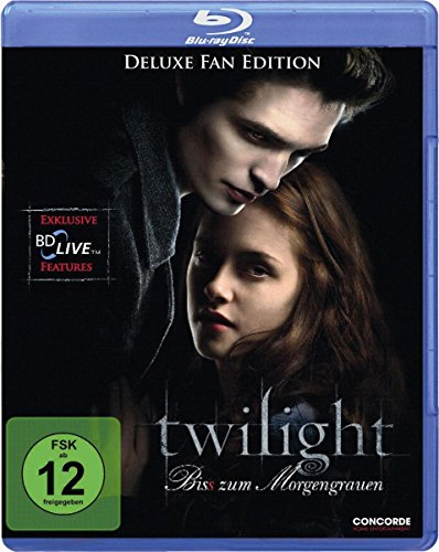 Twilight - Bis(s) zum Morgengrauen (Deluxe Fan Edition) [Blu-ray] -