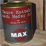 Max Metzger Saure Kutteln nach Hofer Art (800g Dose)