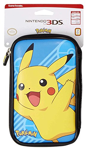 BigBen Interactive PXL515 Pokemon RUBY Sapphire Character Pouch Storage,colori assortiti