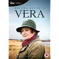 Vera Series 1-8 [DVD]