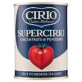 Cirio Supercilio, Concentrato di Pomodoro senza Glutine - 400 gr