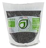 Semillas de Chía ECO Naturales - 1 kg - Certificado Ecológico - Alta Calidad - Fuente Rica de...