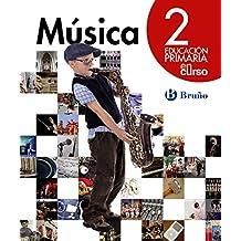 En curso Música 2 Primaria - 9788469609194