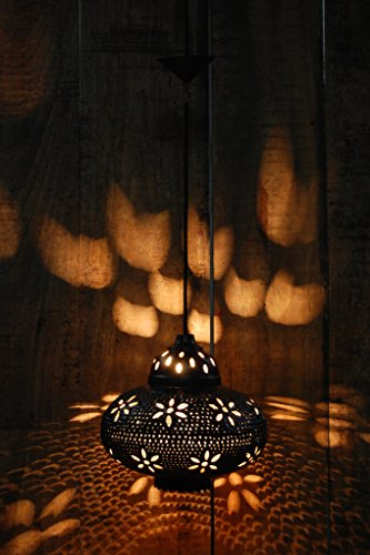 Logam Arabian Dome Hanging Light