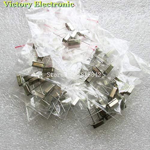10Pcs 4Mhz 4.000MHZ 4M Hz Kristalloszillator HC-49S ih