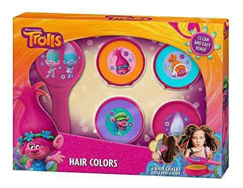 Trolls Hairific Hair Colors