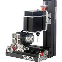 Máquina de perforación con dividir la potencia Big Electroplated Mini Metal Seis ejes de perforación y fresadora