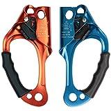 ALPIDEX Set di 2 Pezzi: Maniglia bloccante ergonomica per Destra e Sinistra