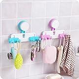 #7: Home Cube Wall Hooks Hanger