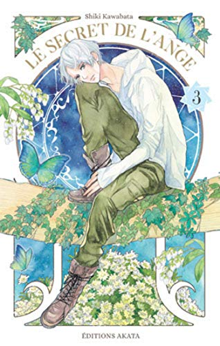 Le secret de l'ange - tome 3 (SECRET ANGE) par Shiki Kawabata