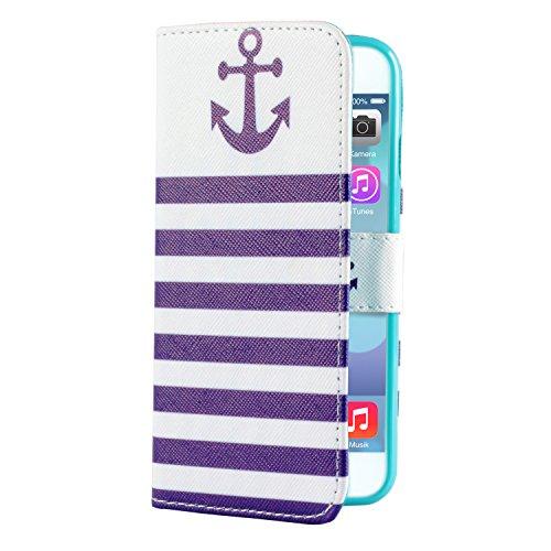 deinphone Apple iPhone 6Plus (5.5) Coque bumper Case bleu