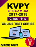 #7: KVPY (Stream-SA) Online Test Series (2017-2018) For Class 11th By Career Point Kota