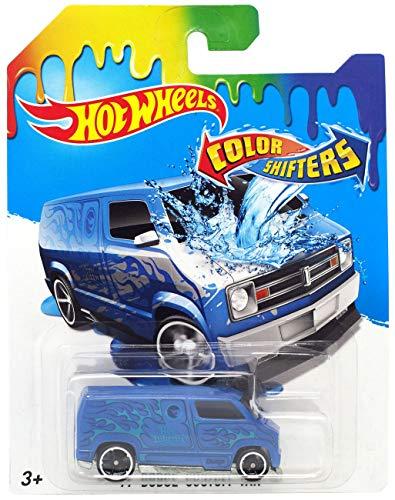 2016 Hot Wheels Color Shifters '77 Dodge Custom Van by Hot Wheels